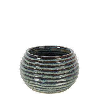 Jojo Ceramic Pot Grey