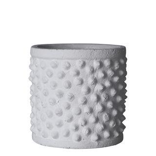 Kalahari Planter Pot Large White