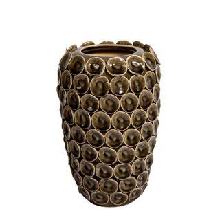 Lena Ocean Vase Small Olive