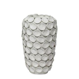 Lena Ocean Vase Small White