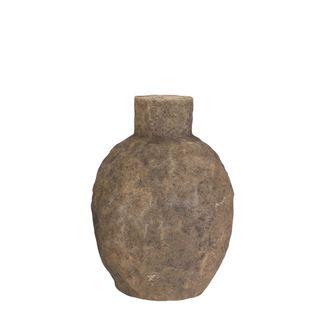 Booshka Terracotta Vase Small