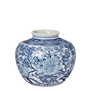 Native Zhu Pot Vase