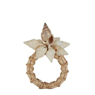 PRE-ORDER Surfers Shell Napkin Ring