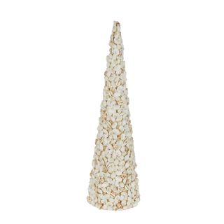 PRE-ORDER Decorative Shell Christmas Tree Large