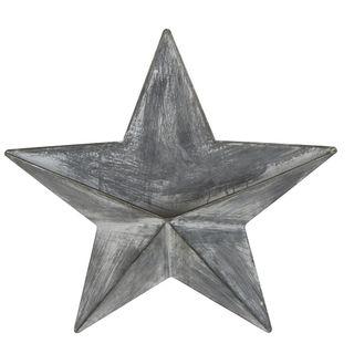 PRE-ORDER Star Iron Planter Silver