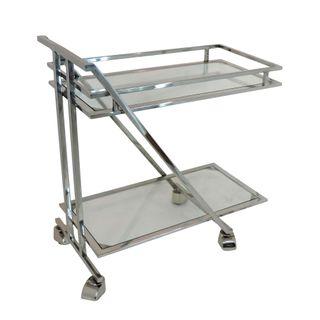 Wynn Glass Bar Trolley