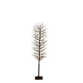 Light Up Branch Tree 120cm Black 480 Lights