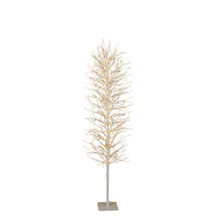 Light Up Branch Tree 150cm White 640 Lights