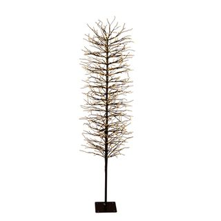 Light Up Branch Tree 180cm Black 800 Lights