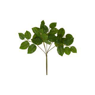 Leaf Stem Bundle Green 66cm