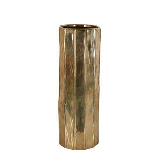 Ava Gold Vase Small