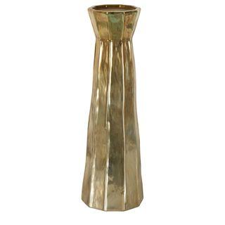 Ava Gold Candleholder Large