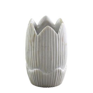 Mahina Marble Vase Medium