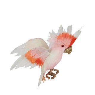 PRE-ORDER Galah Flying Bird Small Pink White