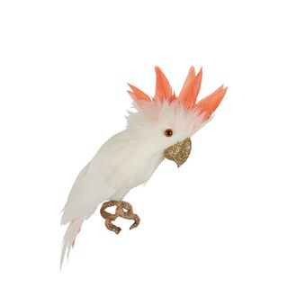 PRE-ORDER Galah Flying Bird Small White