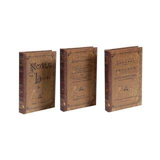 Book Box Set of 3