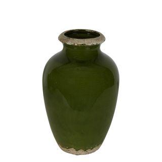 Montreal Vase Olive