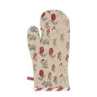 PRE-ORDER Native Christmas Oven Glove