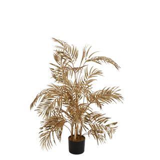 Areca Palm 522 Leaves Metallic Gold