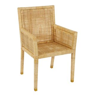 Bueno Rattan Dining Chair Natural