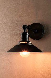 Bristol Wall Light Black
