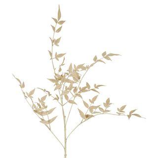 Leaves Spray Natural 102cm