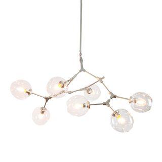 Replica Lindsey Adelman Branch Bubble Pendant 7 Heads Silver