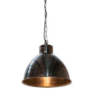 Montana hanging lamp Antique Silver