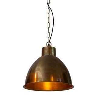 Montana hanging lamp Antique Brass