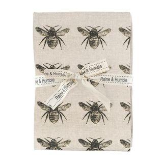 Abby Bee Napkin Set of 4 Olive
