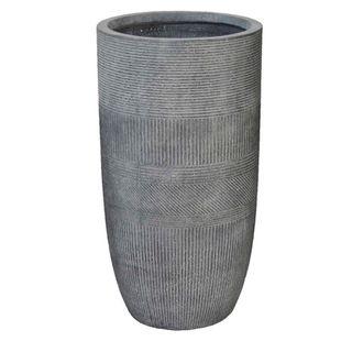 Vetro Ridged Pot Large