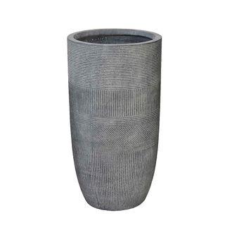 Vetro Ridged Pot Medium