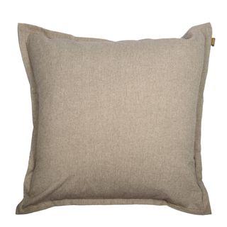 Chambray Cushion Charcoal