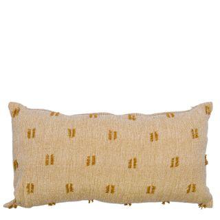 Tuft Cushion Tuscan Olive