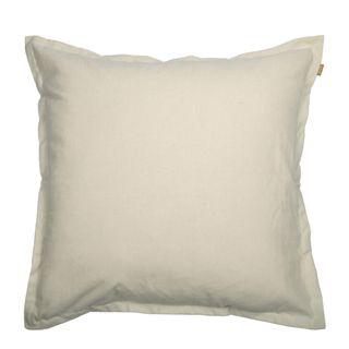 Chambray Cushion Sky Grey