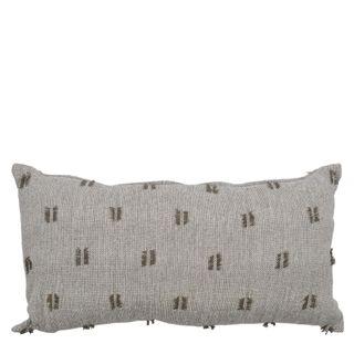 Tuft Cushion Charcoal