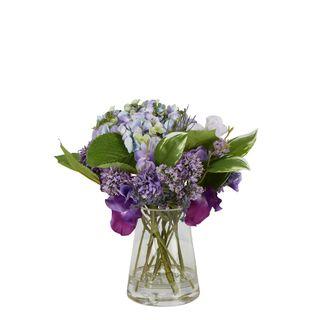 Iris Arrangement Blue