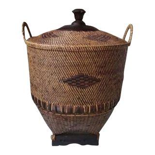 Aidi Oversized Woven Basket 60x85cm