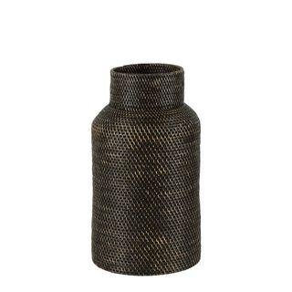 Harta Woven Basket Small Black