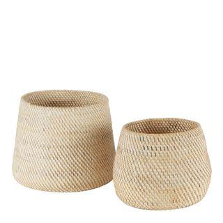 Cahya Woven Basket Set of 2