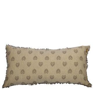 Mandalay Cushion Charcoal