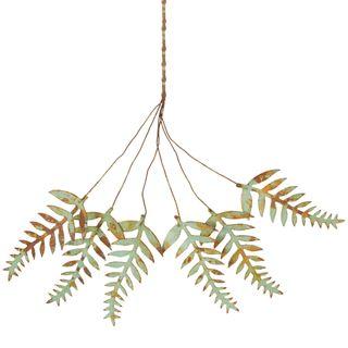 Fern Leaf Bundle Iron Green