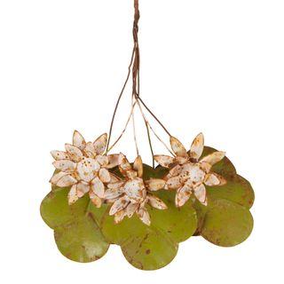 Waterlily Bouquet Iron