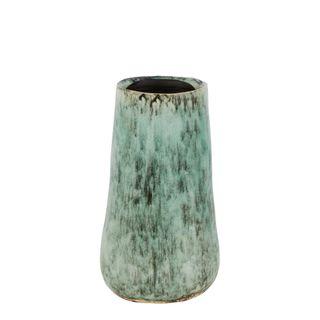 Angus Ceramic Vase Tall Green