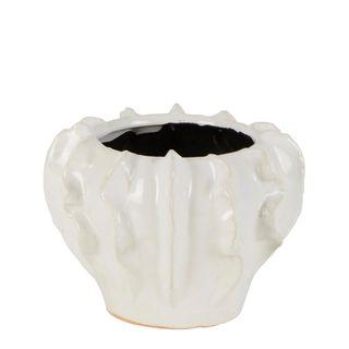 Ursula Pot Small White