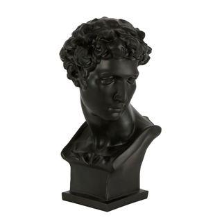 Renaissance Bust Black