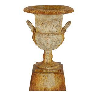 Ulric Metal Urn Sculpture Large