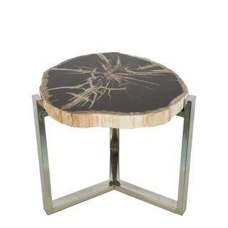 Niagra Petrified Wood Table