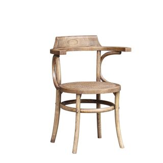 Ohio Oak Dining Chair Natural