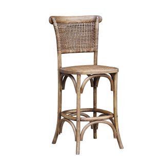 Tennessee Oak Counter Stool Natural